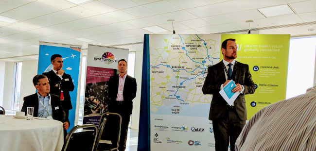 Guest Speakers Western Link Railway to Heathrow Tim Smith, Francis McGarry and Paul Britton