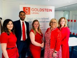 Meet the Team 2019 May, Belle, Dayllen, Catrina, Roz and Emma