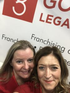 Women in Business 2019 Expo Catrina and Emma