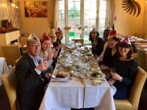 Goldstein Legal's Christmas Lunch 2017