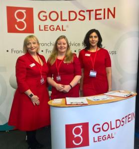 Goldstein Legal BIFE 2018 Stand
