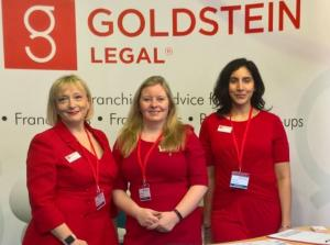Goldstein Legal Team at BIFE 2018