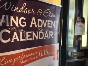 Goldstein Legal host the STERF Singers as part of Windsor & Eton Living Advent Calendar, 2017