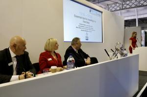 Roz Goldstein on the Panel at the British & International Franchise Exhibition 2018