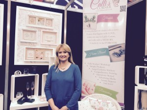Calli's Corner at the National Franchise Exhibition NEC October 2015